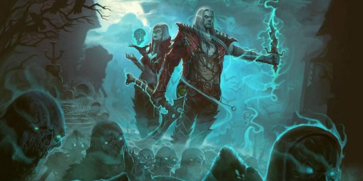 Blizzard revivirá al Necromancer en Diablo III el próximo año