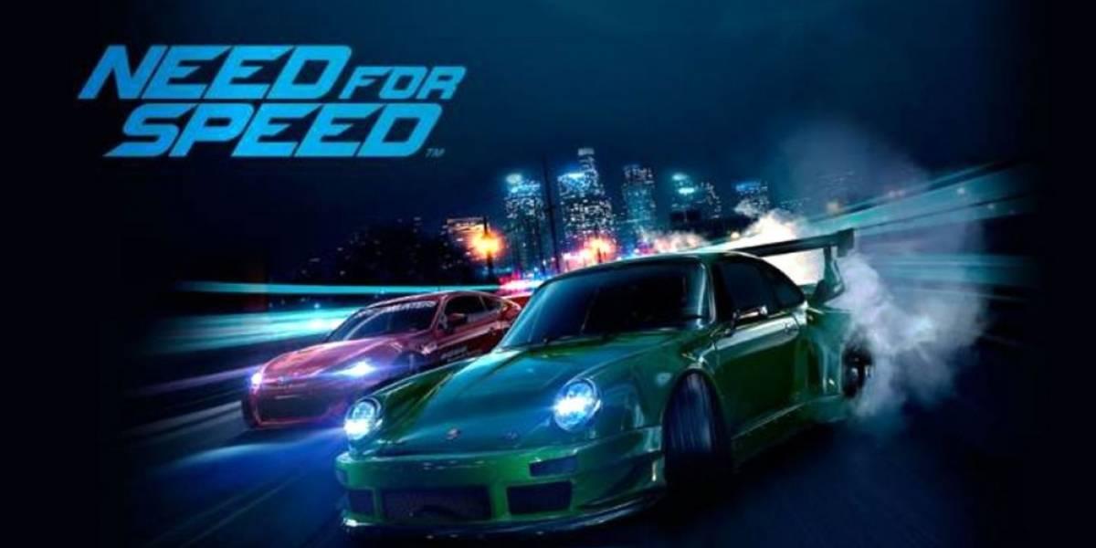Need For Speed regresará el 2017 con una nueva entrega