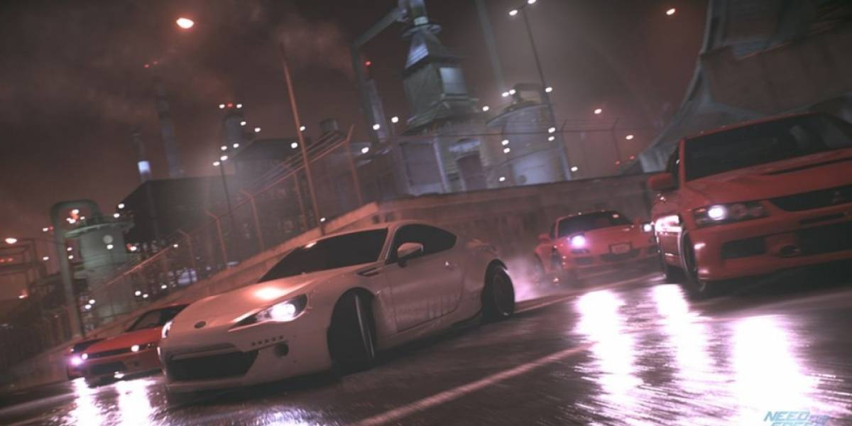 Need for Speed llegará a PC en marzo y tendrá transmisión manual