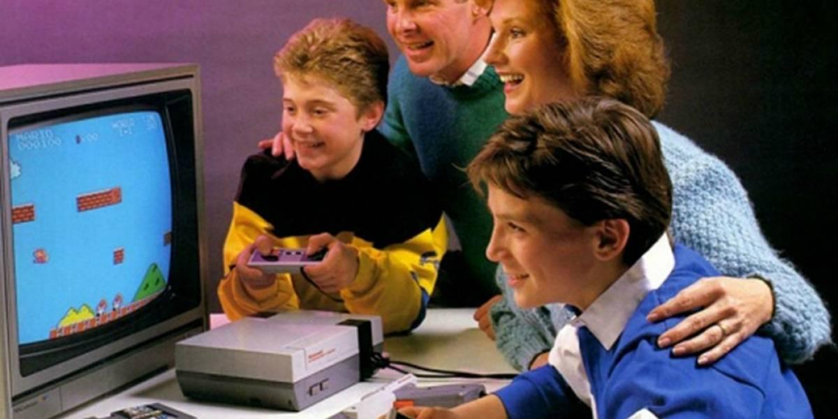 Vean el tráiler oficial de la nueva Mini NES con toda la onda ochentera