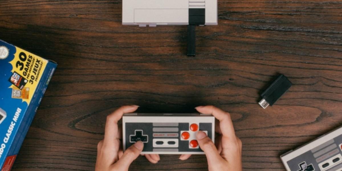 8bitdo lanza control inalámbrico para la NES Mini
