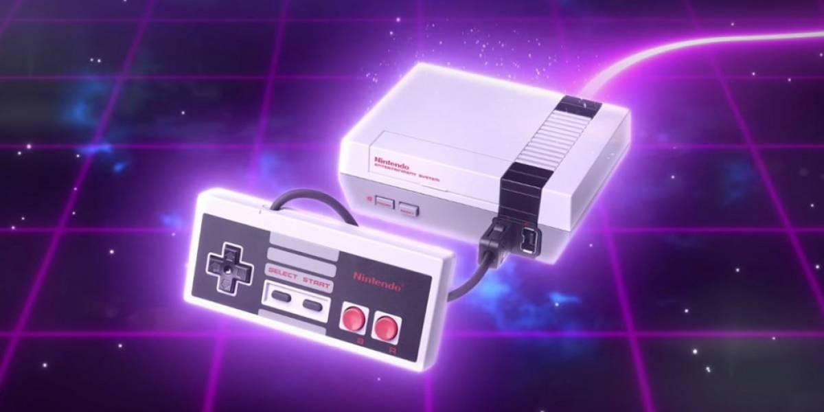 El nuevo tráiler de la Mini NES revela más características