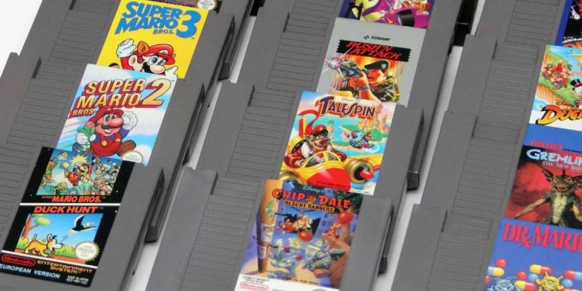 La nueva mini NES no tendrá más juegos en el futuro