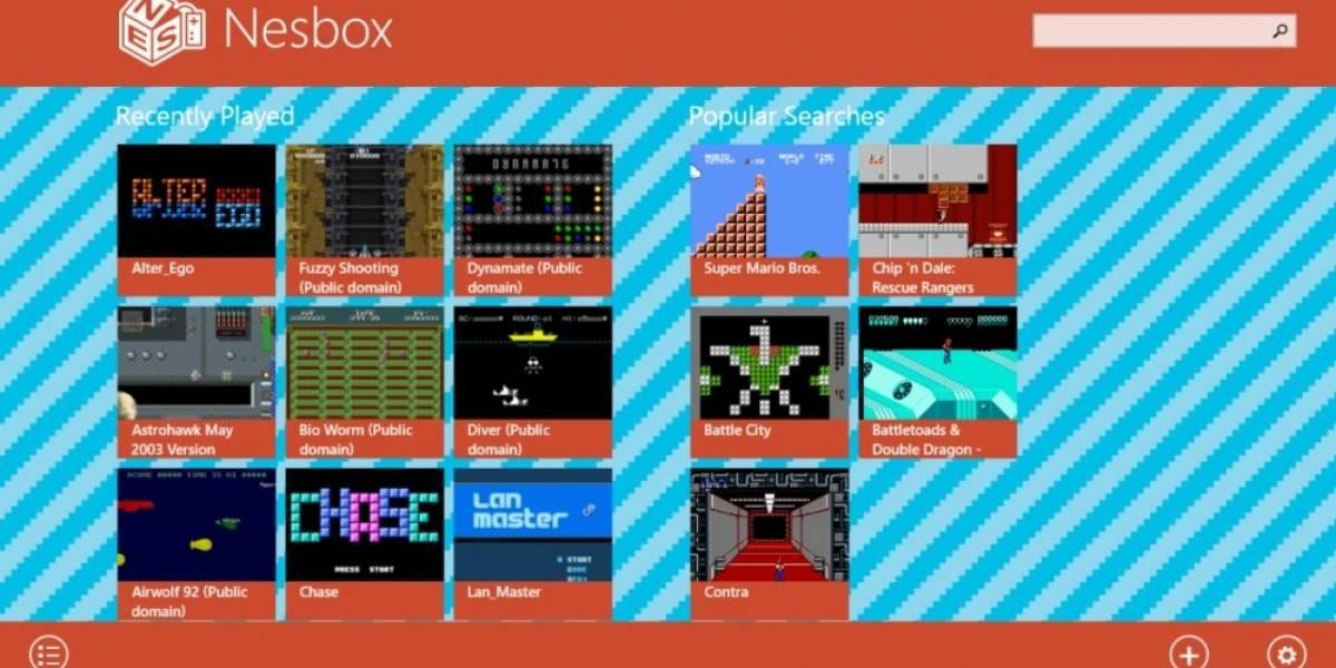 El emulador Nesbox pronto llegaría a Xbox One