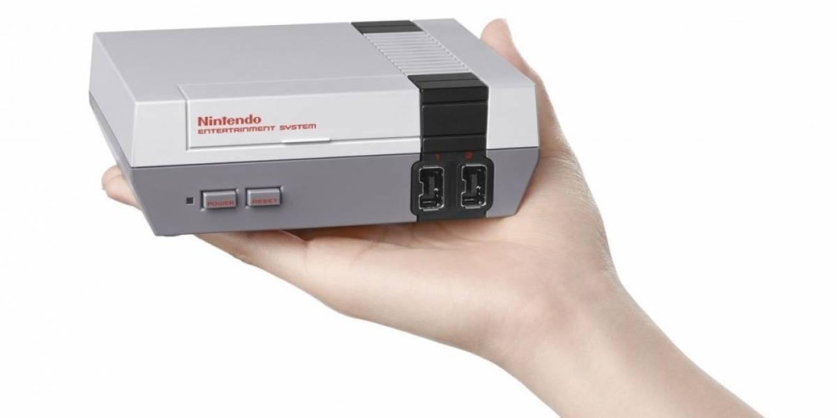 Usuarios logran hackear la NES Mini para agregarle más juegos
