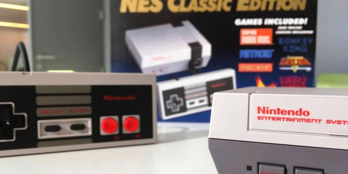 Con ustedes, la NES Classic Edition [NB Unboxing]