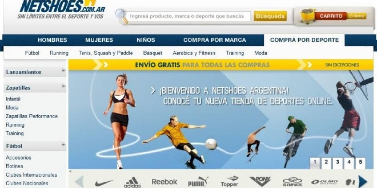 NetShoes: El gigante del e-commerce de Brasil desembarca en Argentina