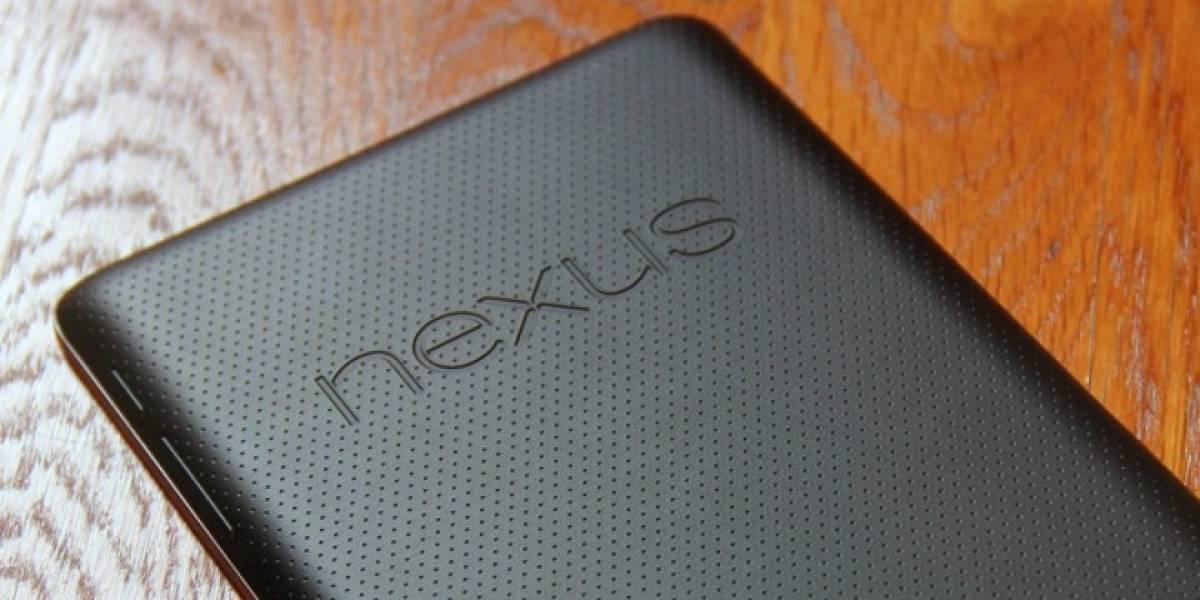 """Especificaciones de un """"Nuevo Nexus 7"""" salen a la luz"""