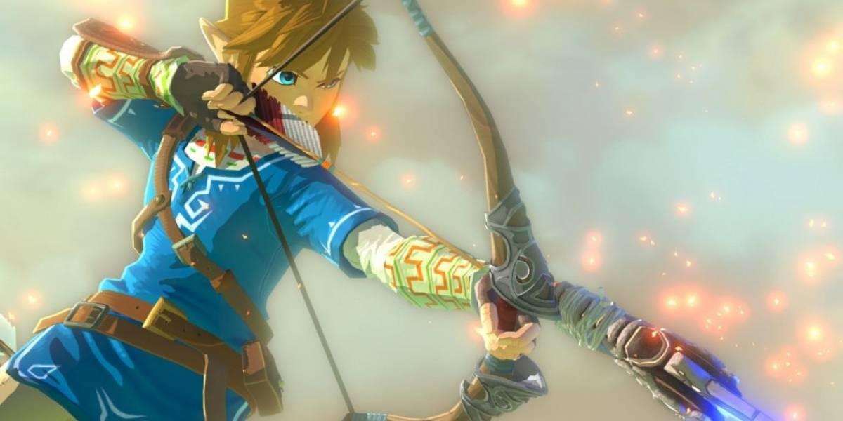 El nuevo The Legend of Zelda se retrasa a 2017