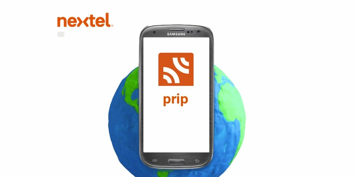 "Aplicación ""Prip"" de Nextel pronto disponible en Chile"