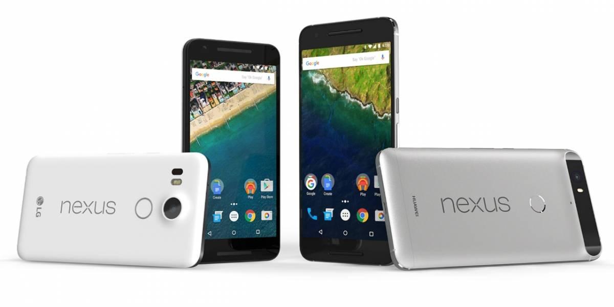 Nexus 5X queda inservible por fallo en actualización a Android 7.1.1