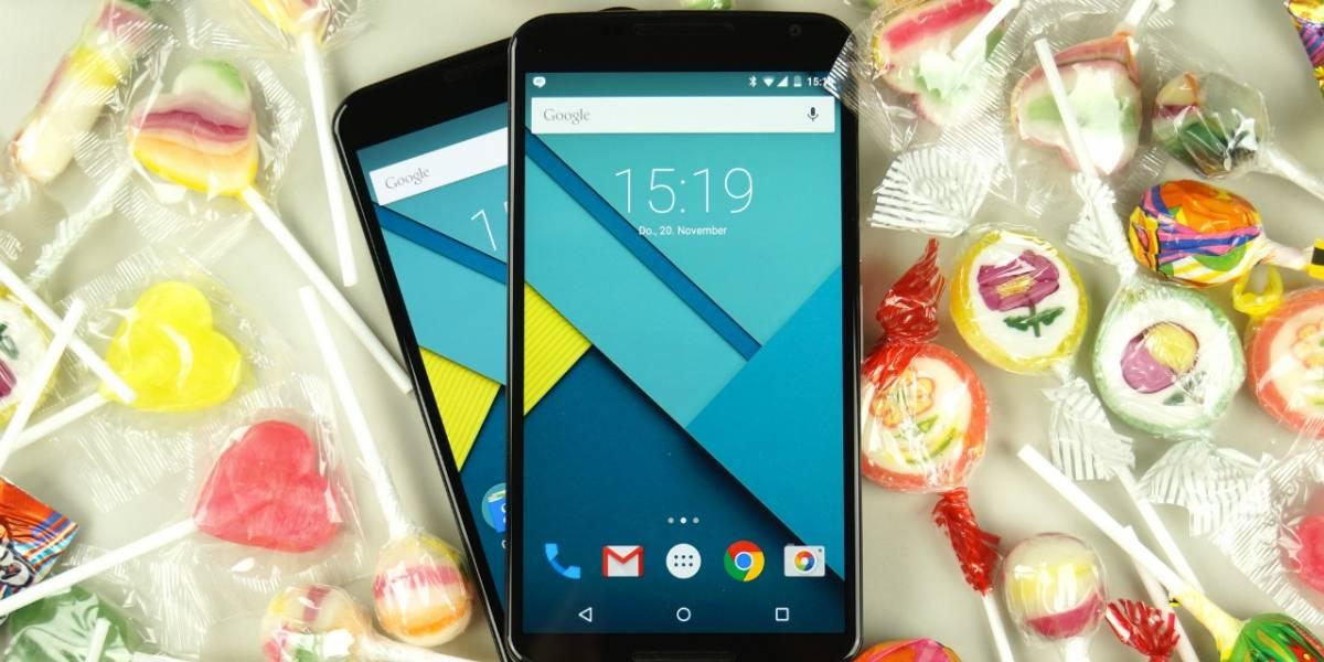 Nexus 6 recibirá Android 7.1.1 Nougat en enero