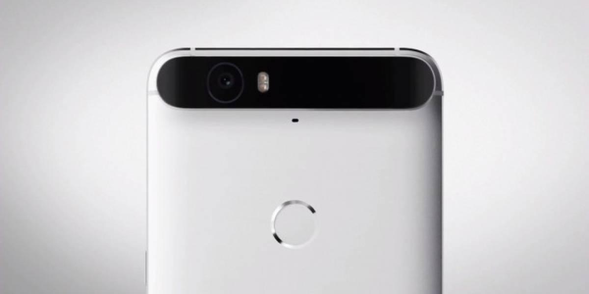 Gestos del sensor de huellas digitales llegarían a los Nexus 5X y 6P