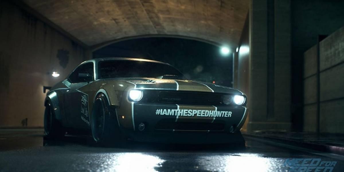 Need for Speed recibe una nueva actualización llamada Legends