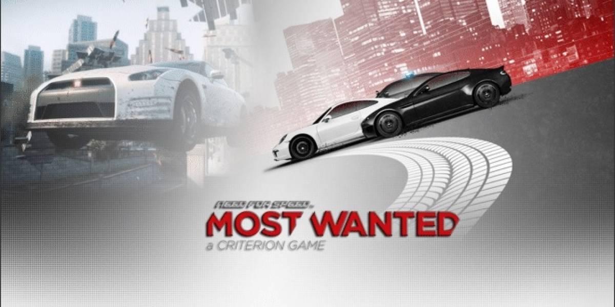 Need for Speed: Most Wanted 2012 probado con 14 tarjetas de video