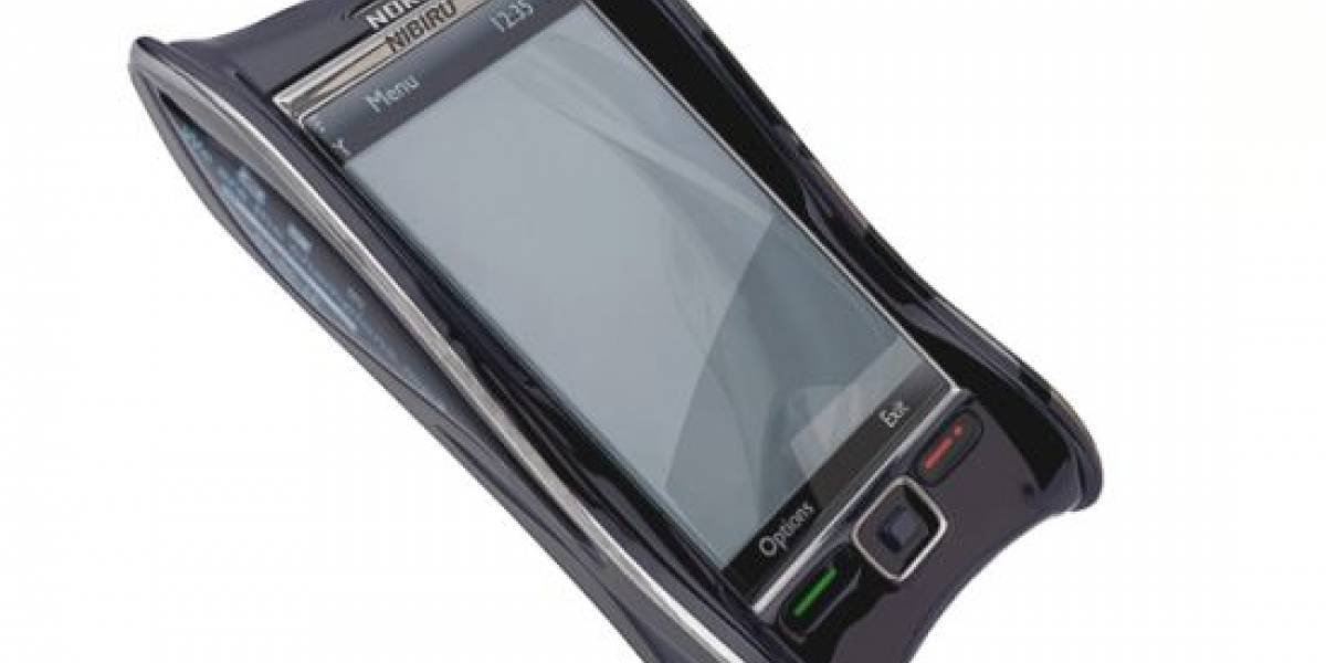 Concepto: Nibiru. Un smartphone con mutaciones de portátil