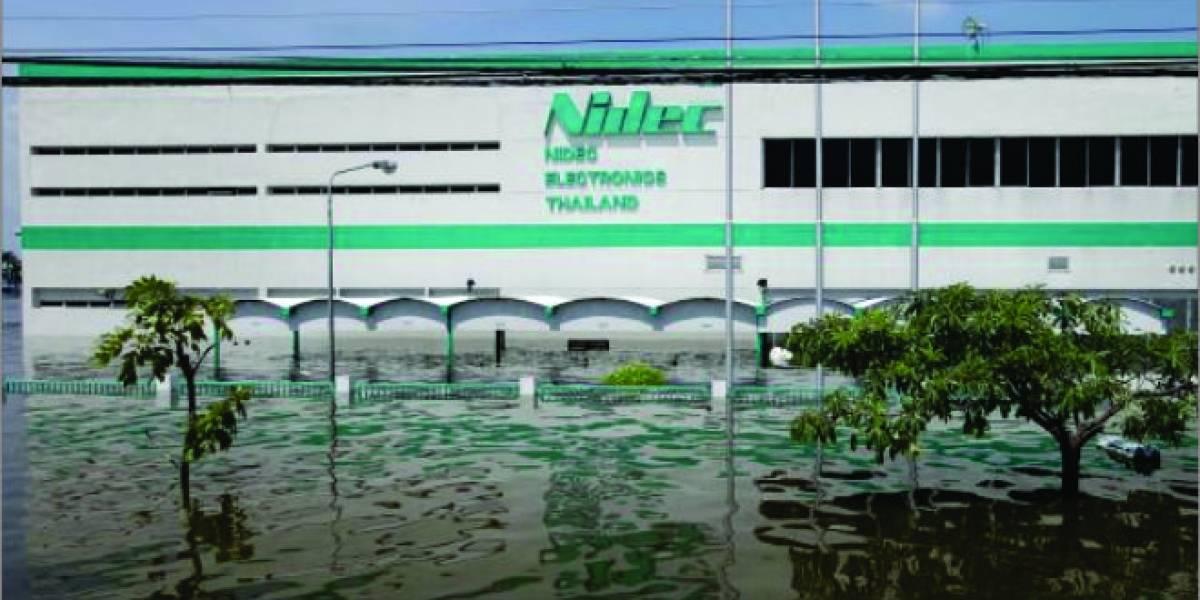 Tailandia: Nidec anuncia tener operativas el 90% de sus fábricas