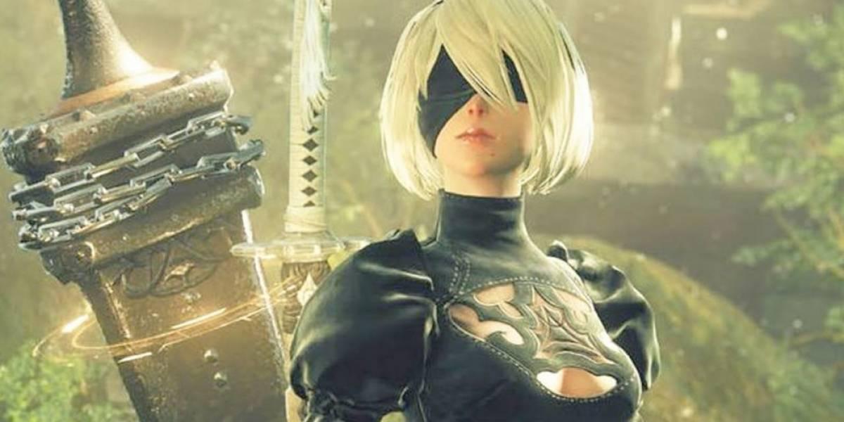 DLC de NieR: Automata permitirá pelear contra CEO de Platinum Games y Square Enix