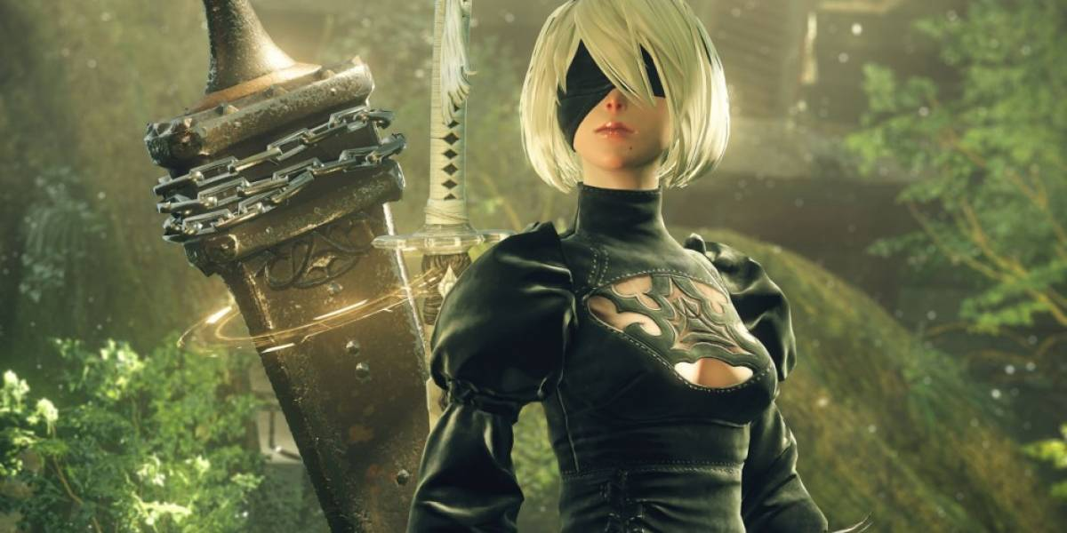 NieR: Automata llegará a Steam #gamescom2016