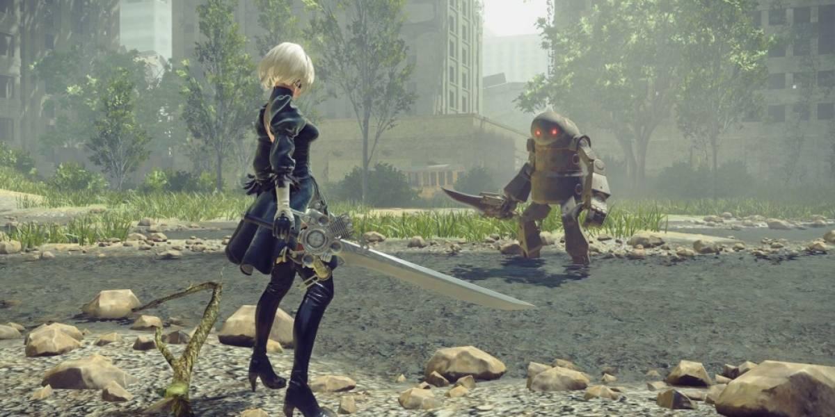 NieR: Automata tendrá colaboración con Final Fantasy XV