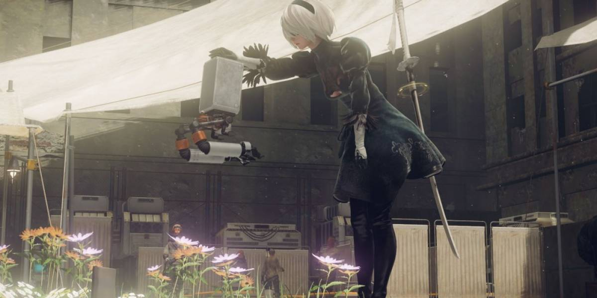 NieR: Automata ya está disponible en PC a través de Steam