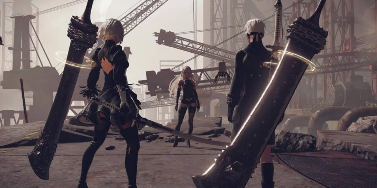 NieR: Automata también podría llegar a Xbox One