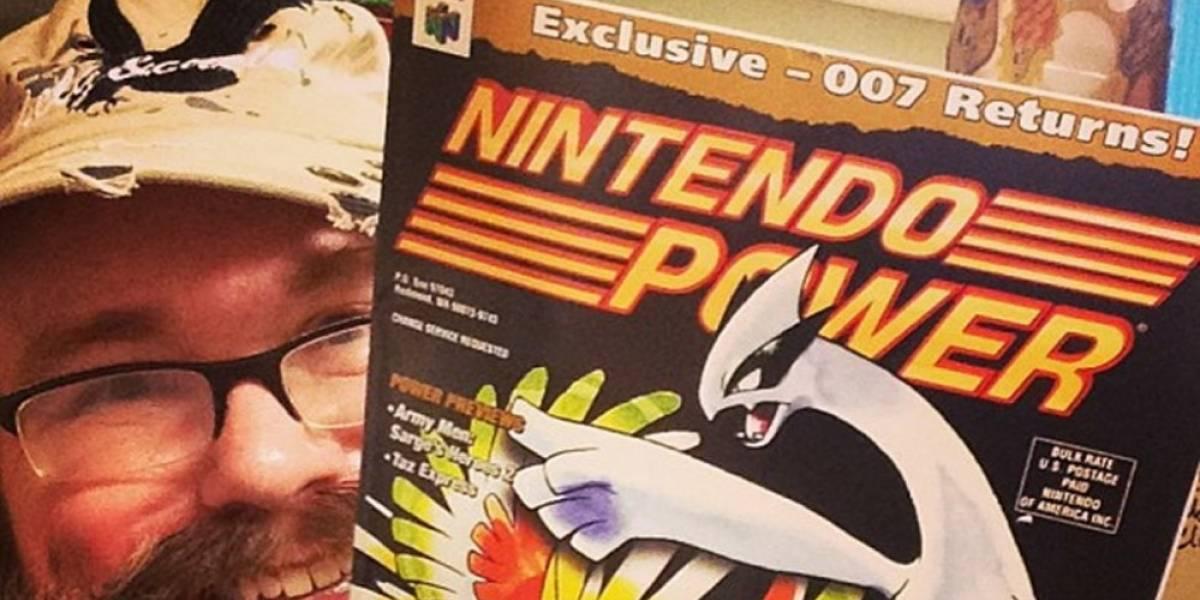 Liberan las ediciones de los primeros 13 años de Nintendo Power