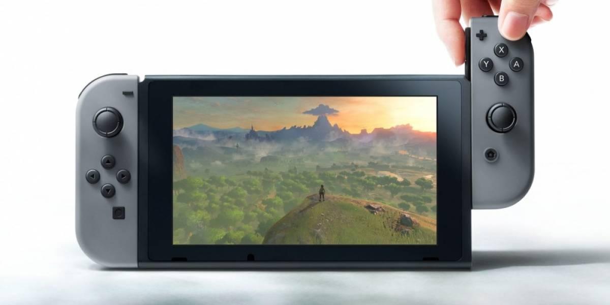 Estos serían los juegos de lanzamiento de la Nintendo Switch