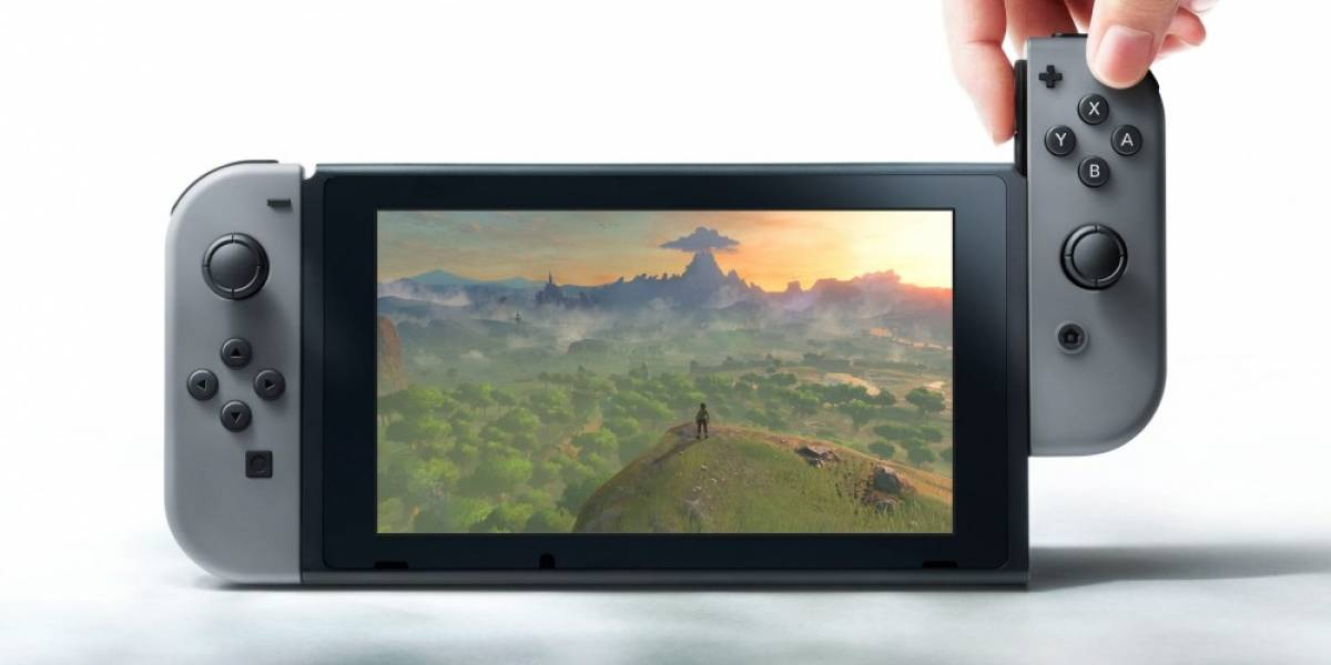 Se filtra la lista de juegos de la Nintendo Switch