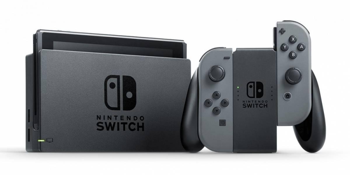 La Nintendo Switch no ofrecerá servicios de streaming de video en su lanzamiento