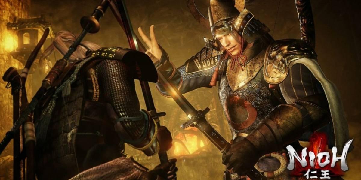 Ya hay fecha para la beta demo de Nioh en PS4