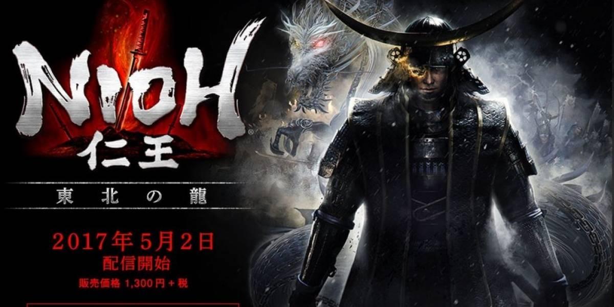 Ya hay fecha para el primer DLC de paga para Nioh