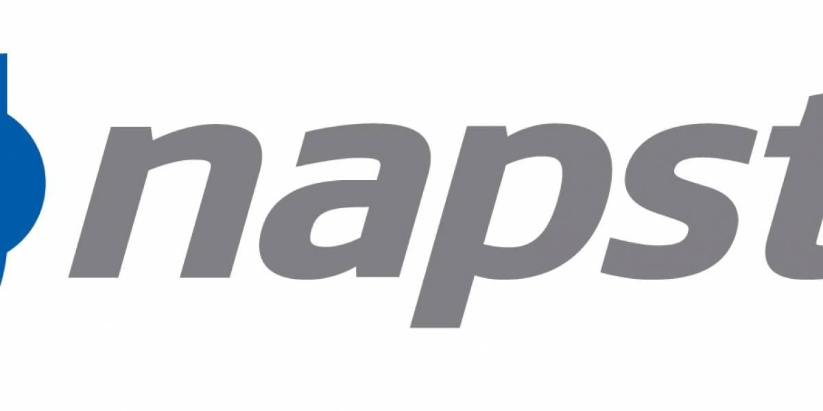 Napster es adquirido por Rhapsody