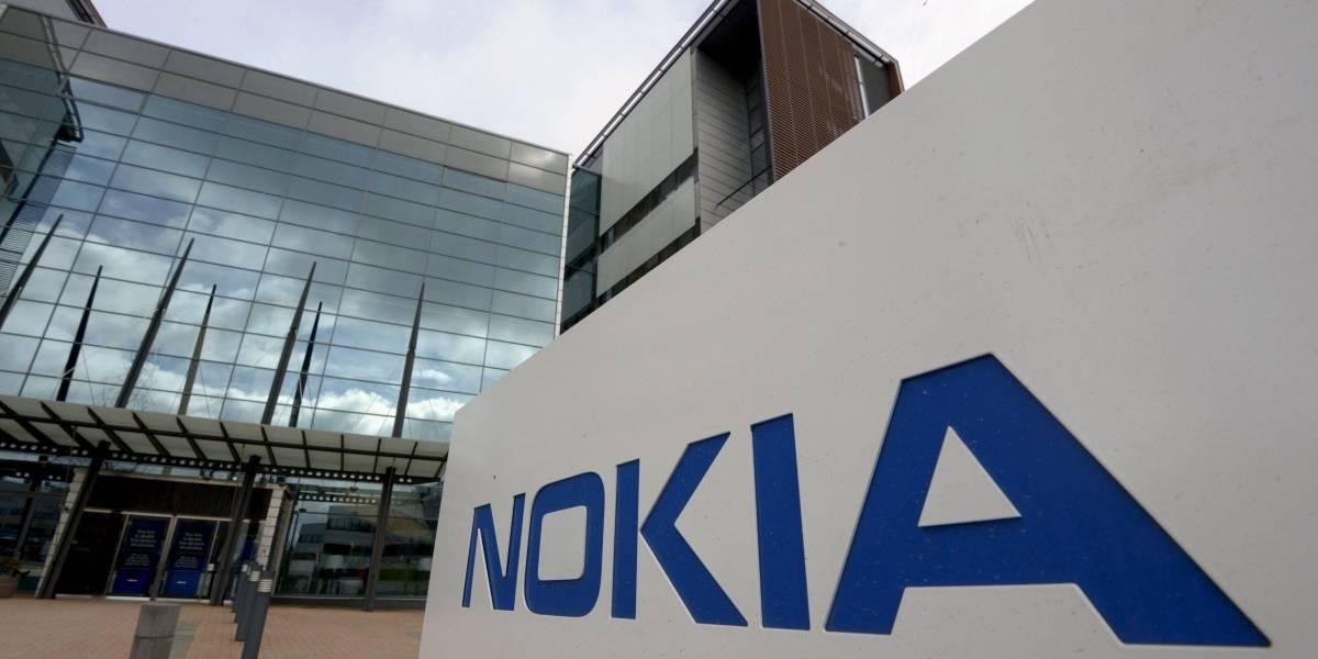 Este es el Nokia 9, el gama alta de la compañía.