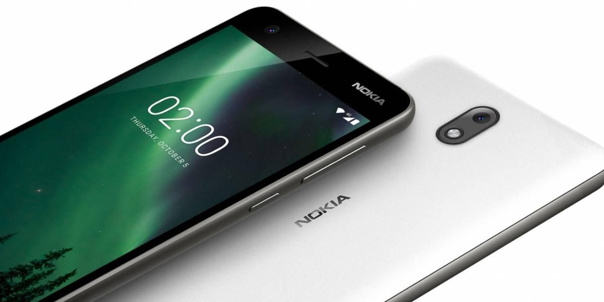 El Nokia 2 ya es oficial y cuesta muy poco