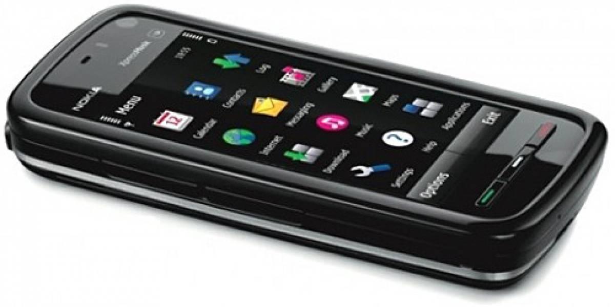 Reportan parlante defectuoso en el Nokia 5800 XpressMusic