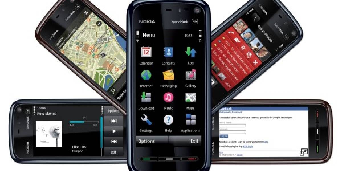 Chile: Lanzamiento Nokia 5800 XpressMusic