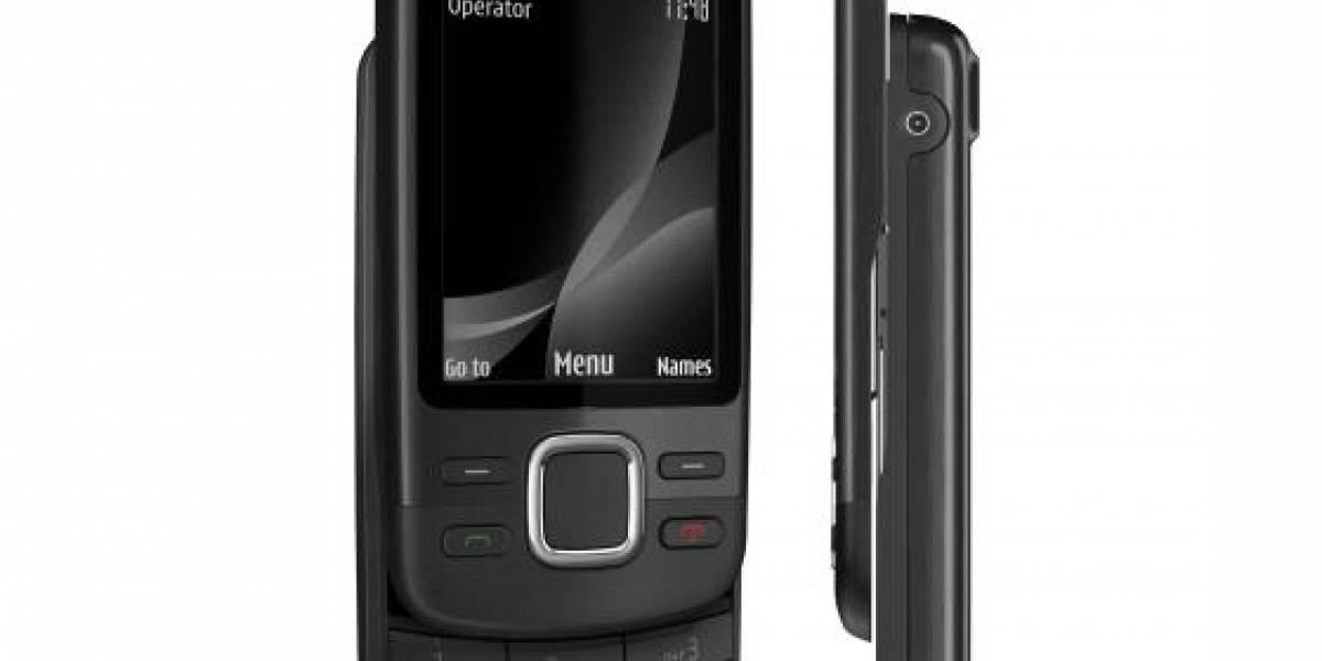 Nokia lanza su slider más pequeño de 5MP