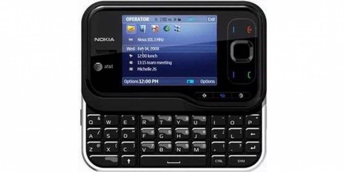 Nokia 6790 Mako, un slider centrado en la mensajería