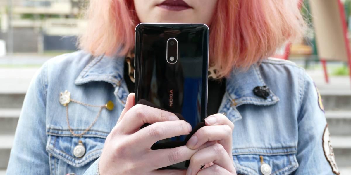 Va a existir una versión 2018 del Nokia 6