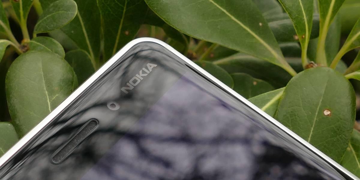 Este sería el frontal del Nokia 9