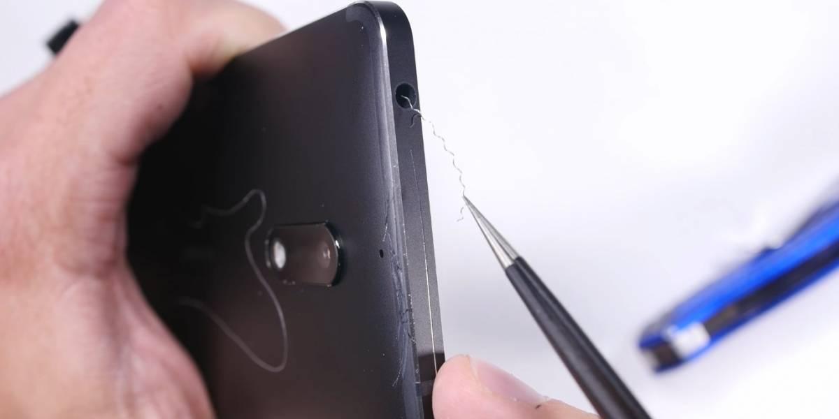 El Nokia 6 es sometido a tortura en video