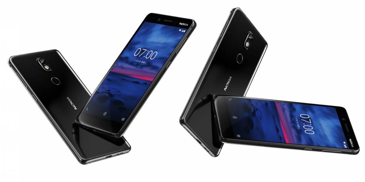 El Nokia 7 es anunciado oficialmente