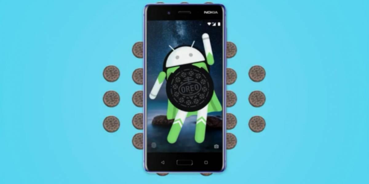 Nokia 8 recibe actualización a Android 8.0 Oreo