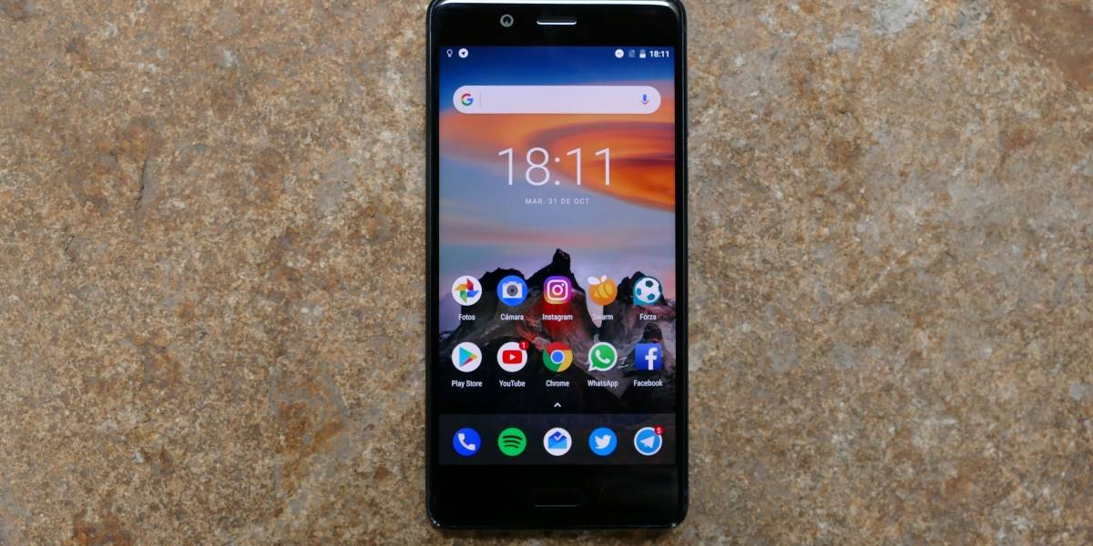 Review Nokia 8 [W Labs]