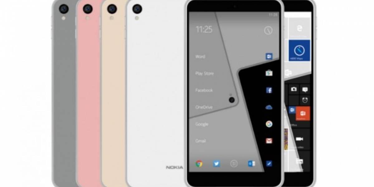 Nokia confirma que mostrará sus smartphones Android este 2016