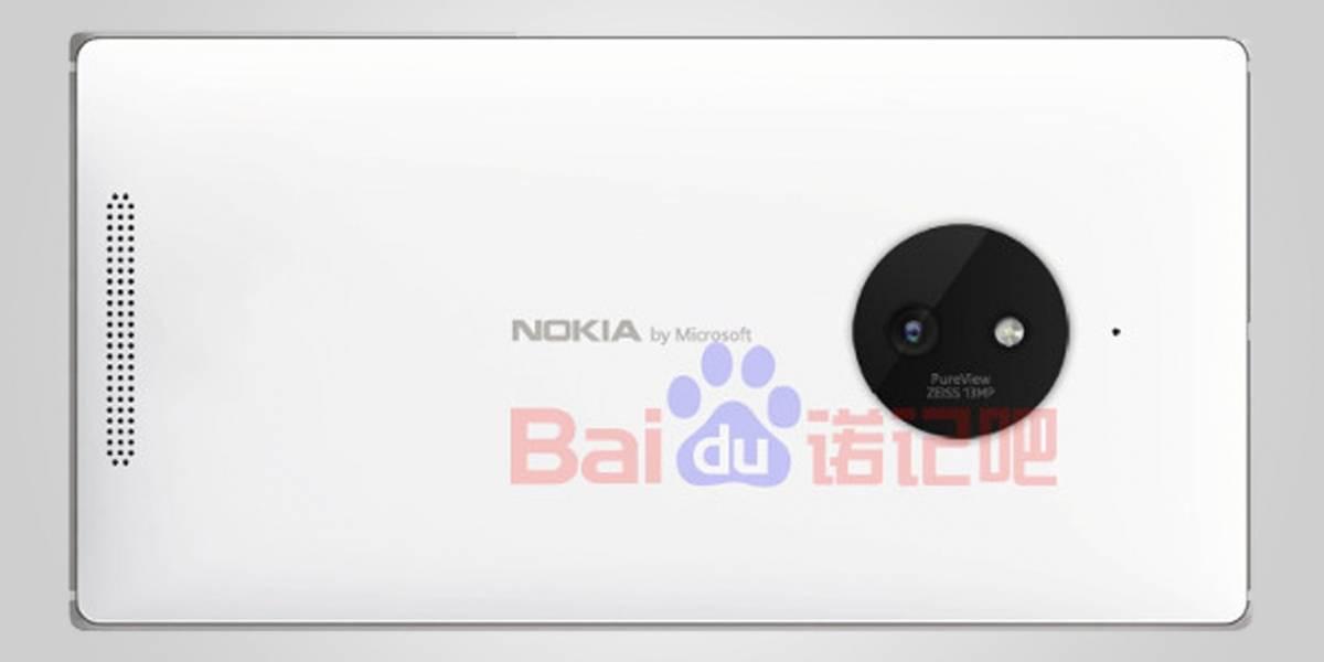 """Lumia 830 llevaría la marca """"Nokia by Microsoft"""""""