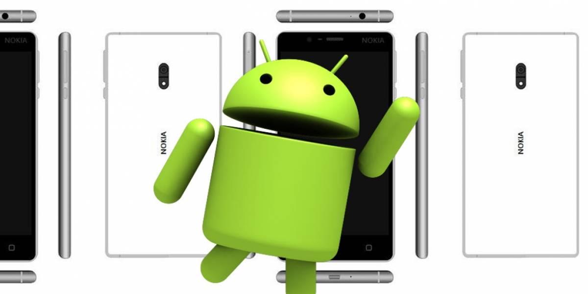 Se filtran nuevamente especificaciones y una imagen del Nokia con Android