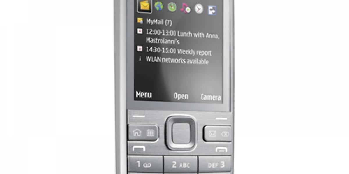 Nokia E52: Para conversaciones de alta duración