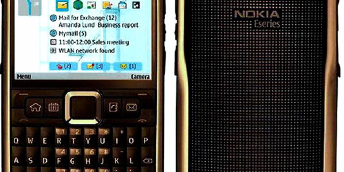 Futurología: Se viene el Nokia E71i